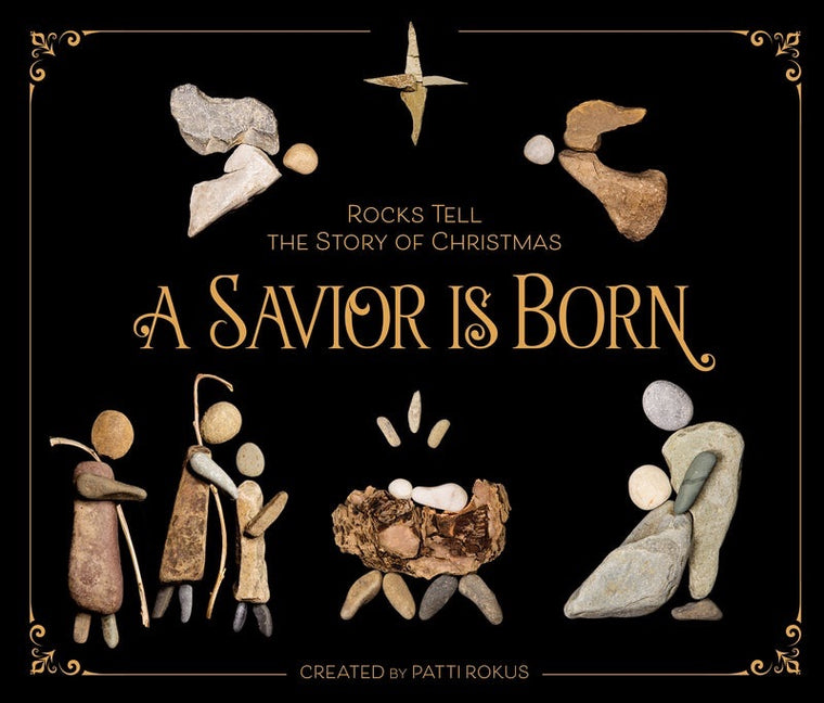 Savior Is Born H/C