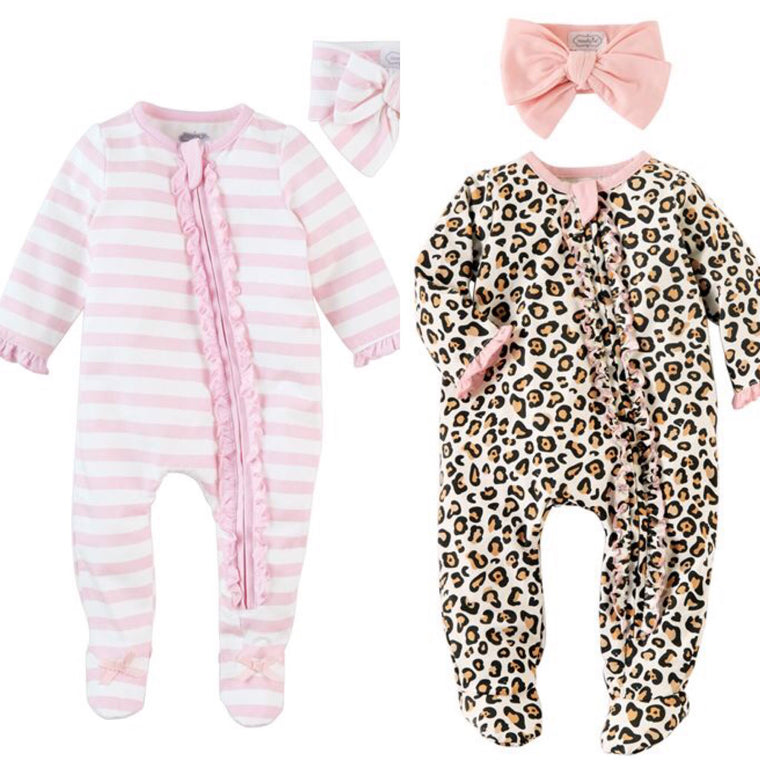 2 Pc Sleeper/Headband Set