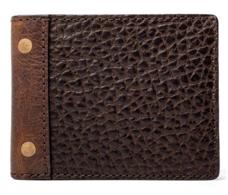 Theodore Leather Bofold Wallet