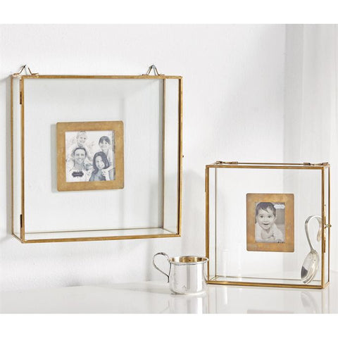 Glass Shadowbox Frames