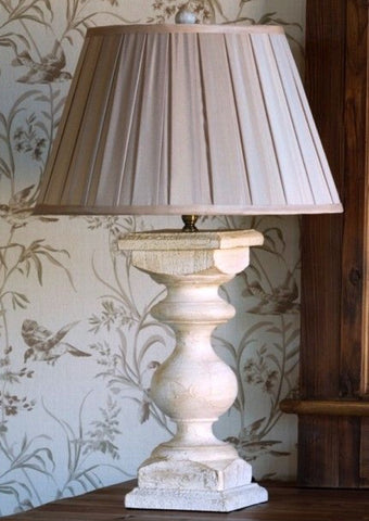 Antique Balustrade Lamp