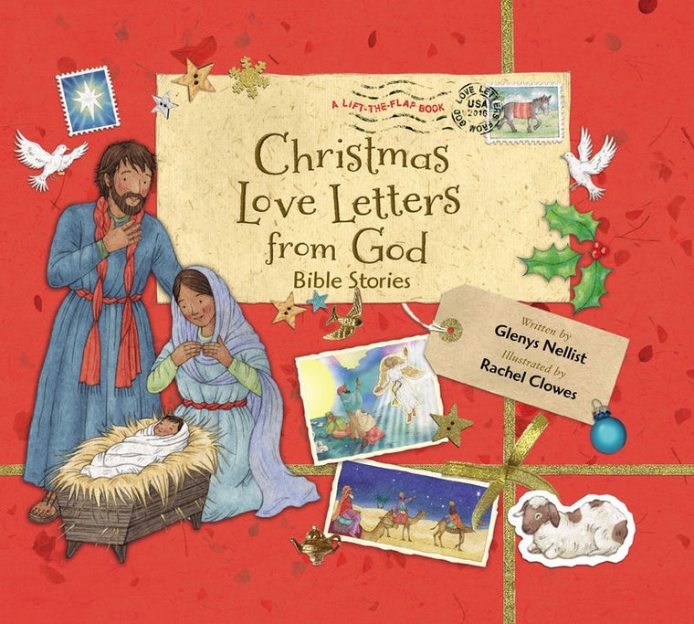 Christmas Love Letters H/C