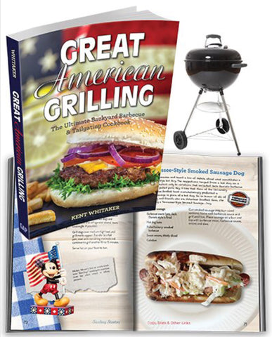 Great American Grill Cookbook