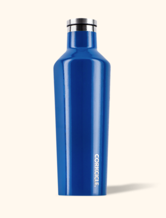 Canteen 16Oz Gloss Rivera Blue