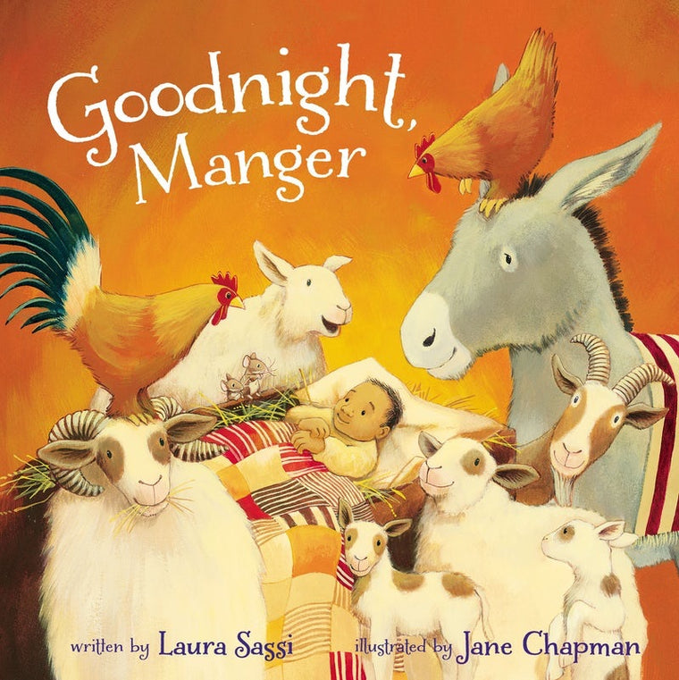 Goodnight Manger H/C