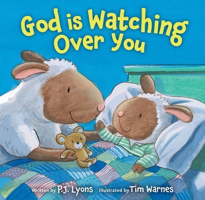God Is Wathcing Over You