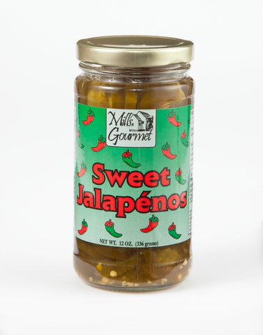 Pickles And Jalapenpos