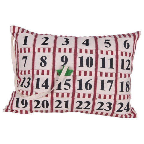 Advent Calender Pillow
