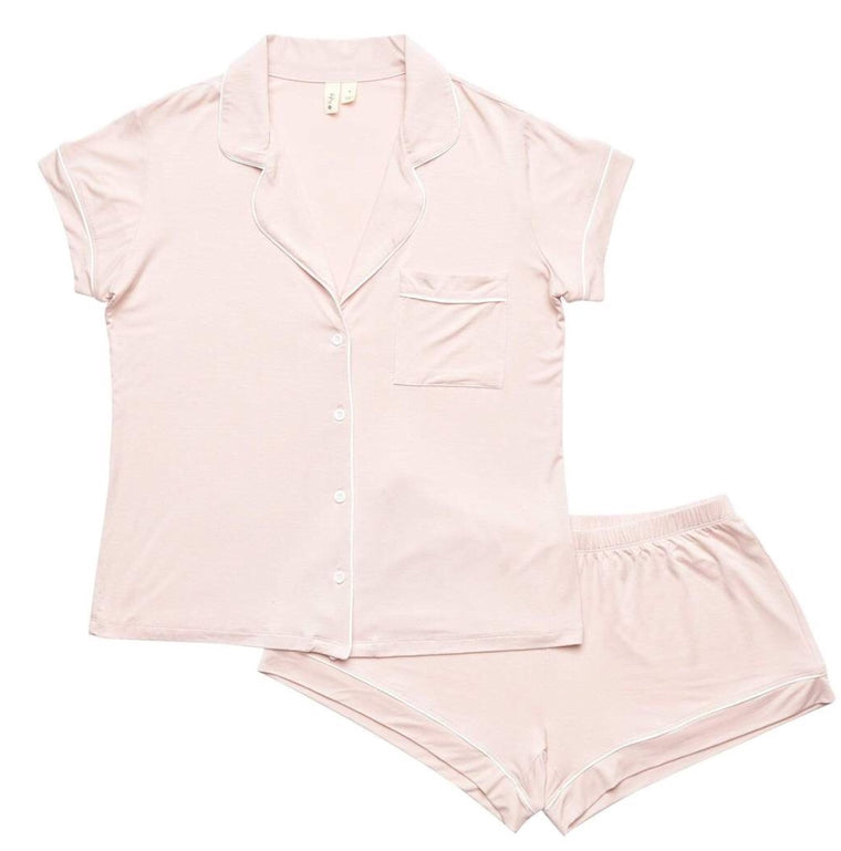 Women's Short Sleeve Pj Set