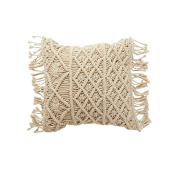 Macramé Pillow