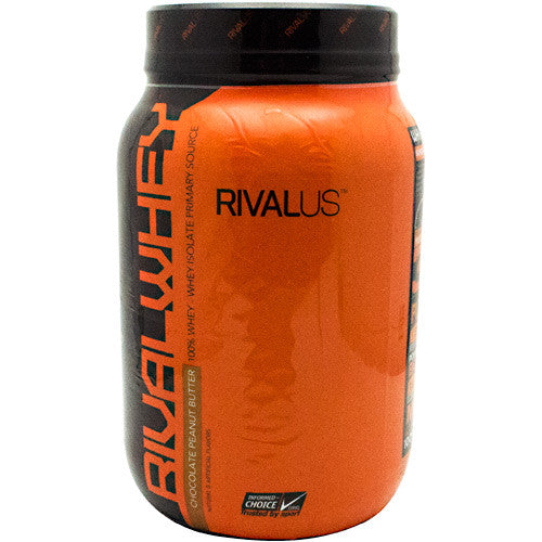 Rivalus Rival Whey - Chocolate Peanut Butter - 2 lbs - 807156001918