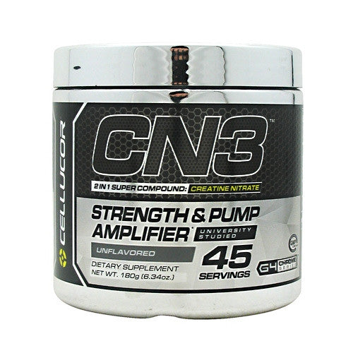 Cellucor G4 Chrome Series CN3 - Unflavored - 45 Servings - 810390026180