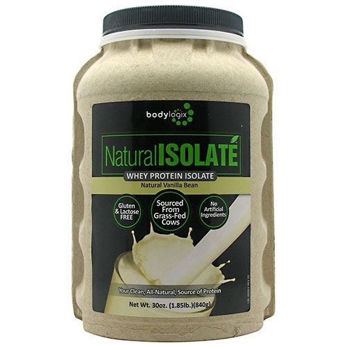 The Winning Combination Natural Isolate Whey Protein Isolate - Natural Vanilla Bean - 2 gallon - 694422031324