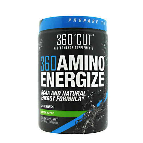 360Cut 360 Amino Energize - Green Apple - 30 Servings - 850829006178