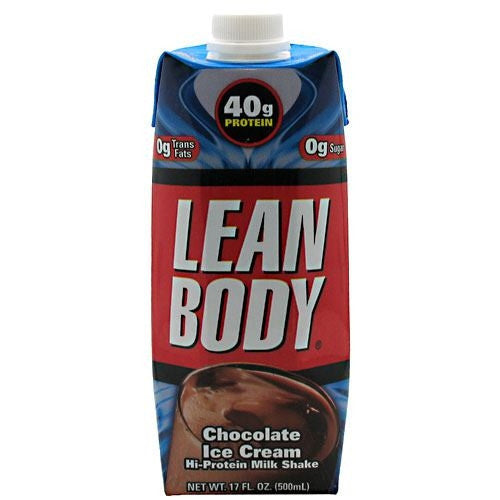 Labrada Nutrition Lean Body RTD - Chocolate Ice Cream - 12 ea - 710779002203