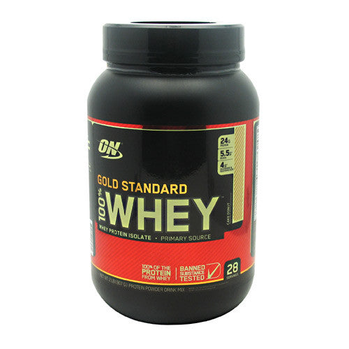 Optimum Nutrition Gold Standard 100% Whey - Cake Donut - 2 lb - 748927053531