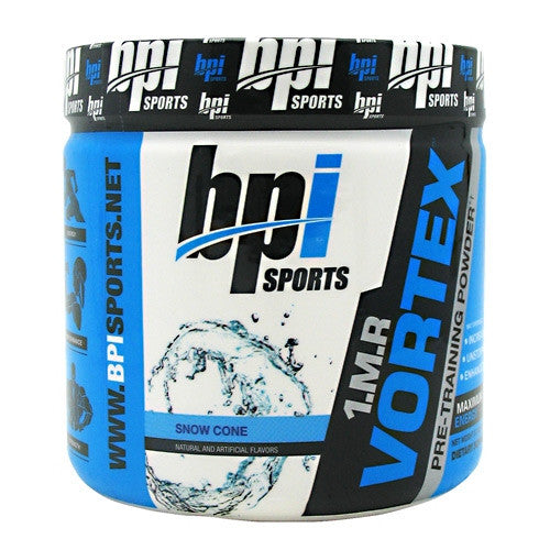 BPI 1.M.R. Vortex - Snow Cone - 50 Servings - 811213021146