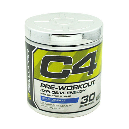 Cellucor C4 - Icy Blue Razz - 30 Servings - 810390023974