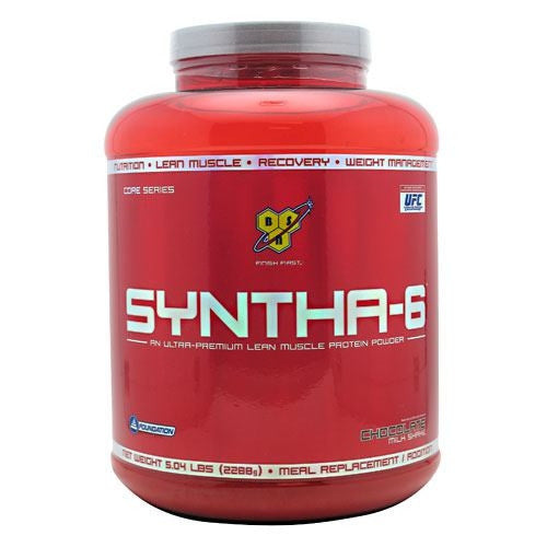 BSN Syntha-6 - Chocolate Milkshake - 5.04 lb - 834266007202