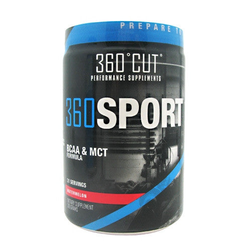 360Cut 360Sport - Watermelon - 31 Servings - 850829006109