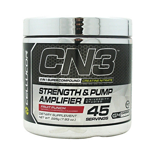 Cellucor G4 Chrome Series CN3 - Fruit Punch - 45 Servings - 810390026166