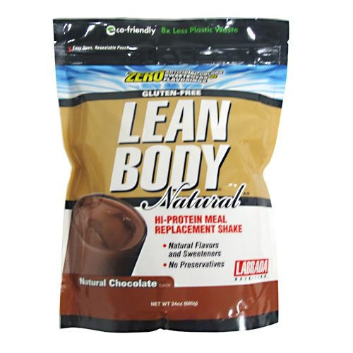 Labrada Nutrition Lean Body Natural - Natural Chocolate - 24 oz - 710779112971