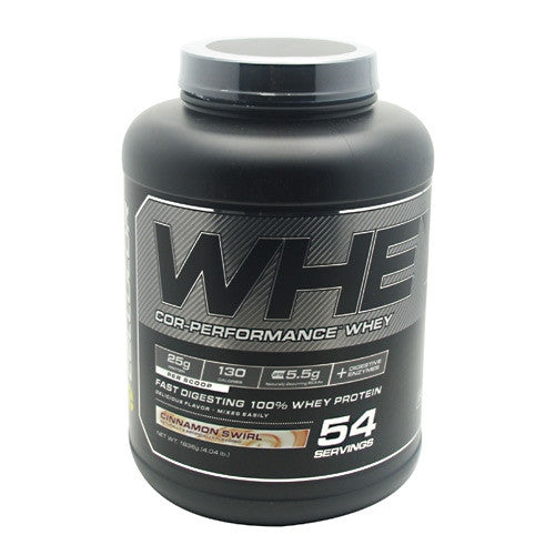Cellucor COR-Performance Series Cor-Performance Whey - Cinnamon Swirl - 54 ea - 810390024322