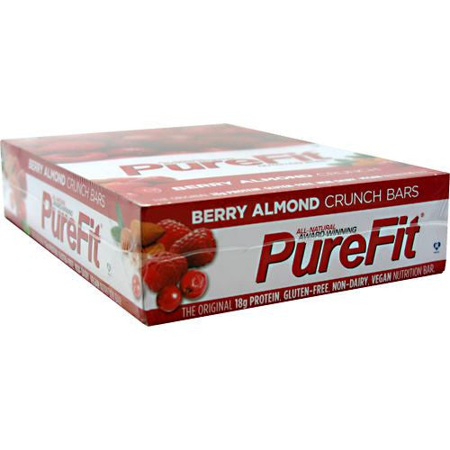 PureFit Nutrition Bar - Berry Almond Crunch - 15 ea - 812787008007