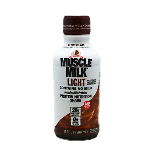 CytoSport Muscle Milk Light RTD - Chocolate - 12 ea - 876063000185