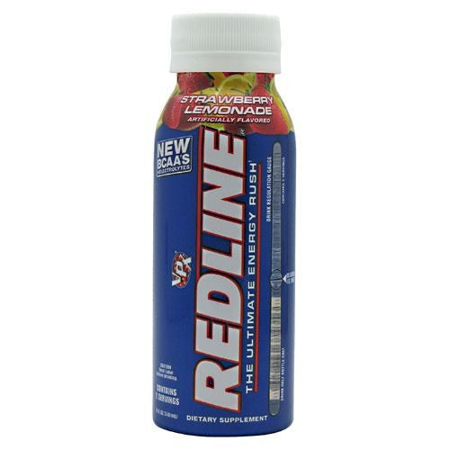 VPX Redline RTD - Strawberry Lemonade - 24 Cans - 610764374370