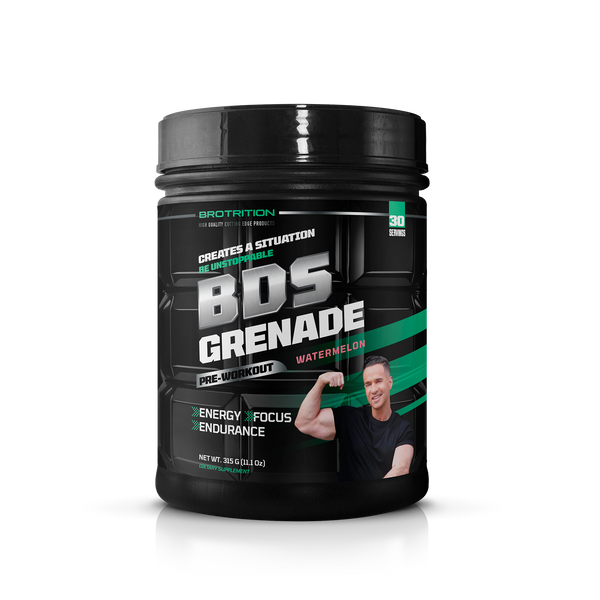 BDS Grenade by Brotrition