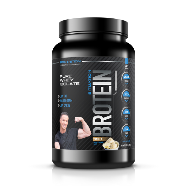 Brotein Whey Isolate by Brotrition