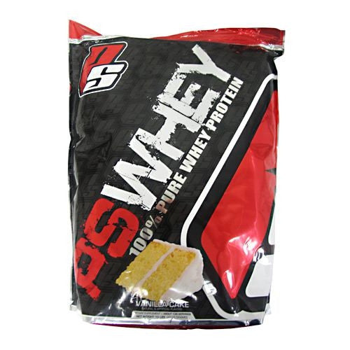 Pro Supps PS Whey - Vanilla Cake - 10 lb - 700254412641