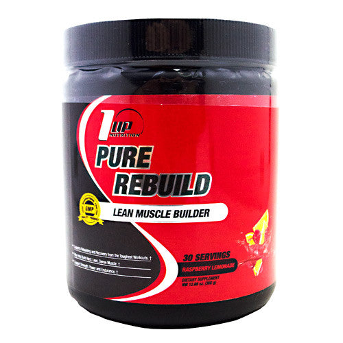 1 UP Nutrition Pure Rebuild - Raspberry Lemonade - 360 g - 019962232015