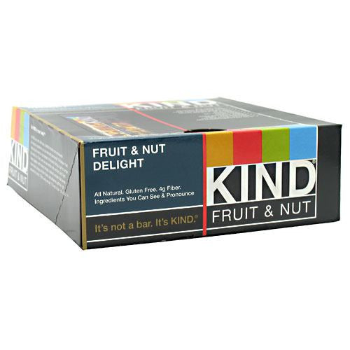 Kind Snacks Kind Fruit & Nut - Fruit & Nut Delight - 12 Bars - 602652171246