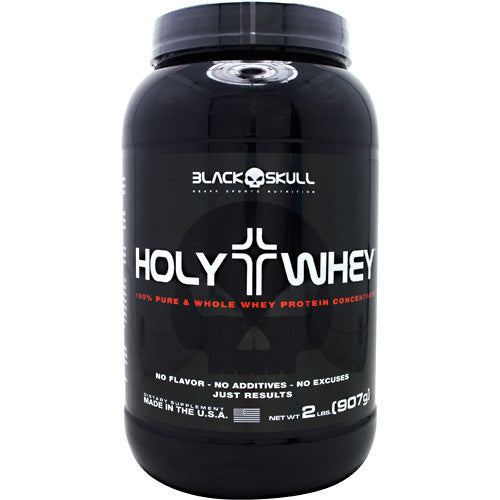 Black Skull Holy Whey - Unflavored - 2 lb - 857044005085
