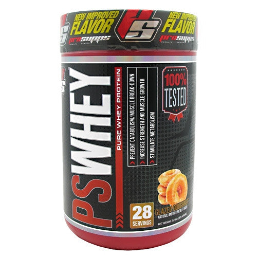 Pro Supps PS Whey - Glazed Doughnut - 2 lb - 682055407142