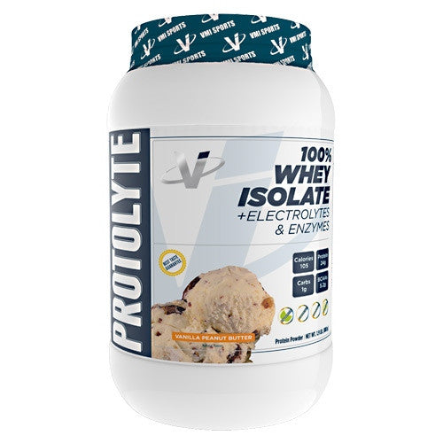 VMI Sports ProtoLyte 100% Whey Isolate - Vanilla Peanut Butter - 2 lb - 850748005337