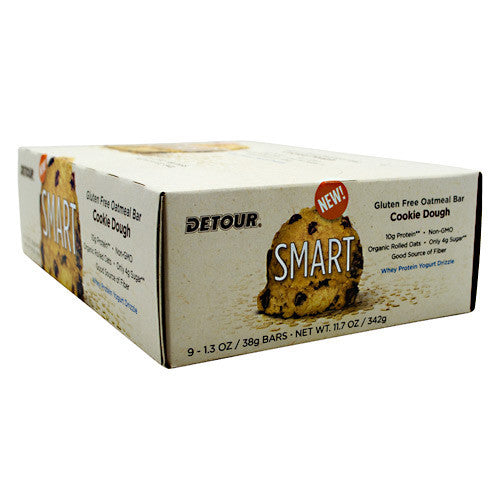 Detour Smart Bar - Cookie Dough - 9 Bars - 733913010391