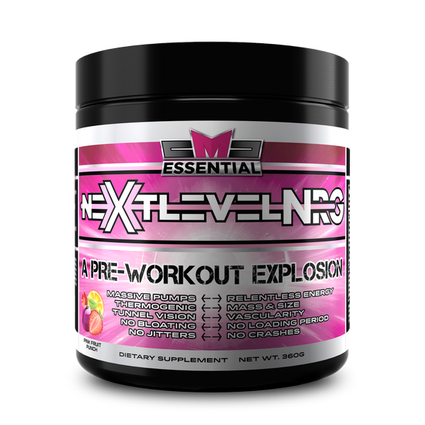 Next Level NRG Pre-Workout