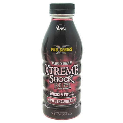 Advance Nutrient Science Pro Series Xtreme Shock - Kiwi Strawberry - 12 Bottles - 689570407947