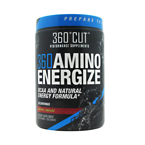 360Cut 360 Amino Energize - Cherry Limeade - 30 Servings - 850829006130