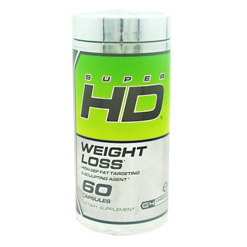 Cellucor G4 Chrome Series Super HD - 60 Capsules - 810390024827