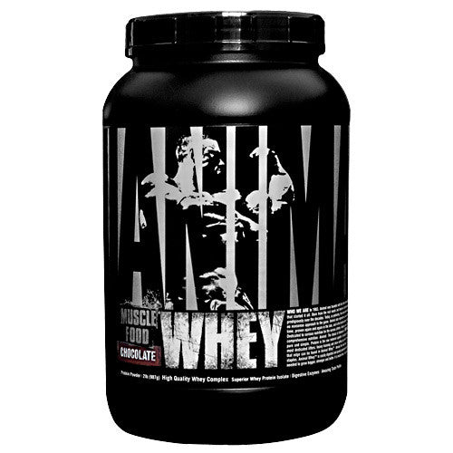 Animal by Universal Animal Whey - Chocolate - 2 lb - 039442031075