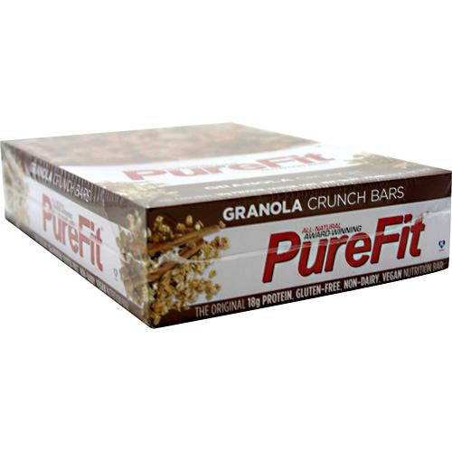 PureFit Nutrition Bar - Granola Crunch - 15 ea - 812787010000