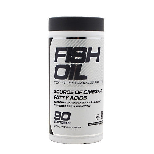 Cellucor COR-Performance Series Cor-Performance Fish Oil - 90 Softgels - 810390025794