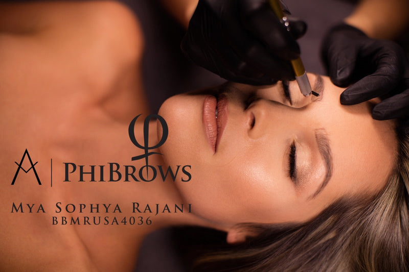 MICROBLADING AND PHI BROWS