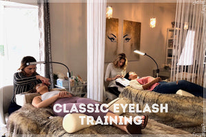 Classic Eyelash Extension Course $799