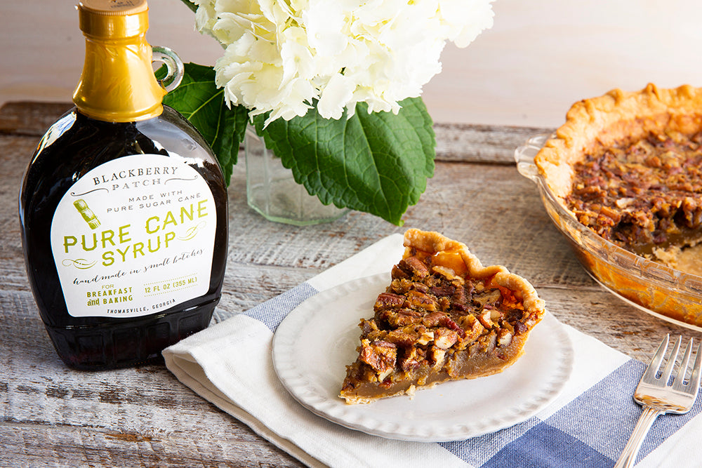 Bacon and Cane Syrup Pecan Pie