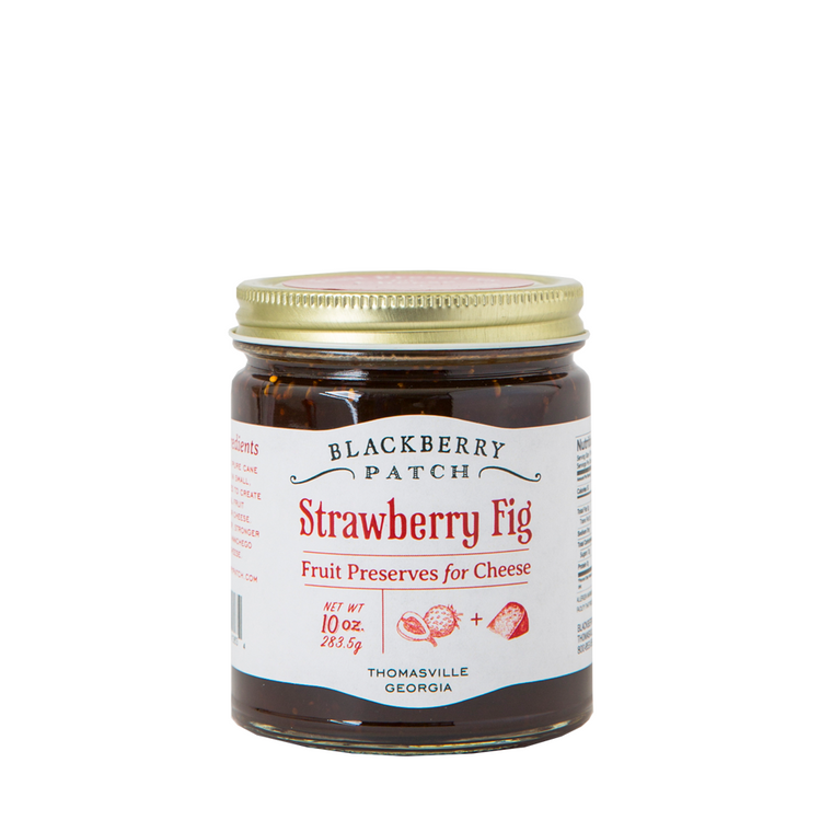 Preserves for Cheese - Strawberry Fig